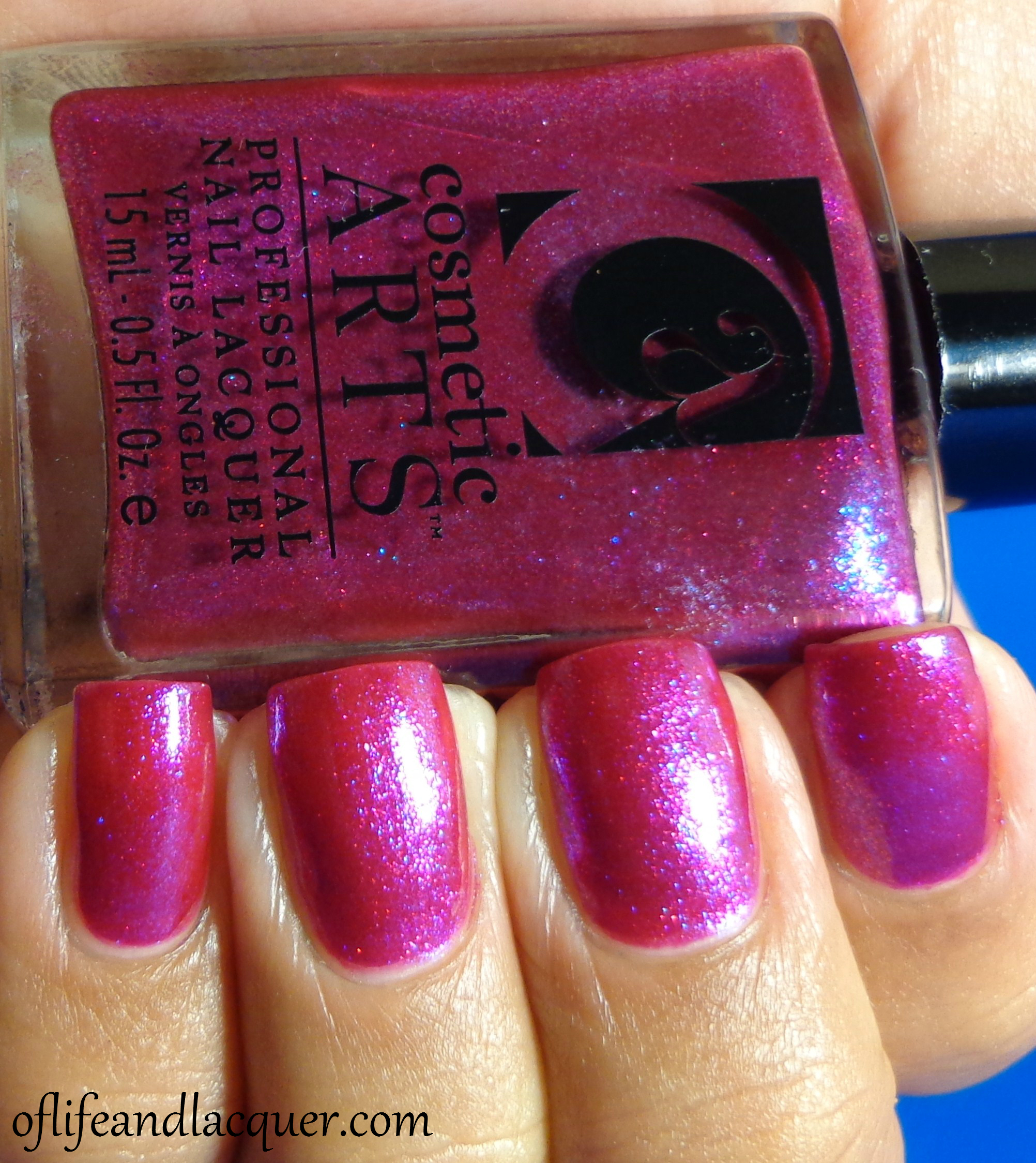 Cosmetic arts nail polish of life and lacquer cosmetics arts nail polish swatch cosmetics arts nail polish swatch prinsesfo Gallery