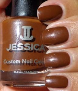 Jessica Brown Sugar Swatch