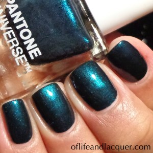Sephora + Pantone Universe Jewel Lacquer In Reflecting Pond