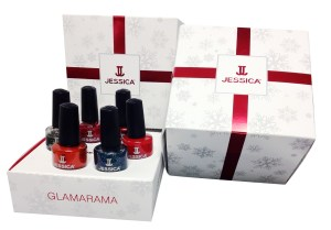 Preview: Jessica Cosmetics Glamarama Holiday Collection 2012