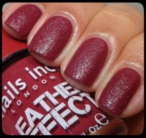 Nails Inc. Leather Effect Shoreditch Lane