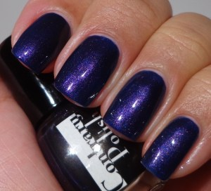 Contrary Polish Indigo Rose 1