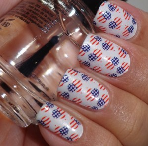 Incoco Love Liberty Nail Appliqués – Happy 4th Of July!