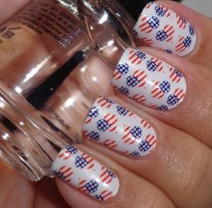 Incoco Love Liberty Nail Appliqués – Happy 4th Of July!