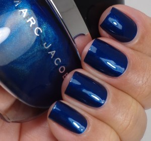 Marc Jacobs Blue Velvet 2