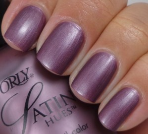 Orly Satin Hues Satin Luxury