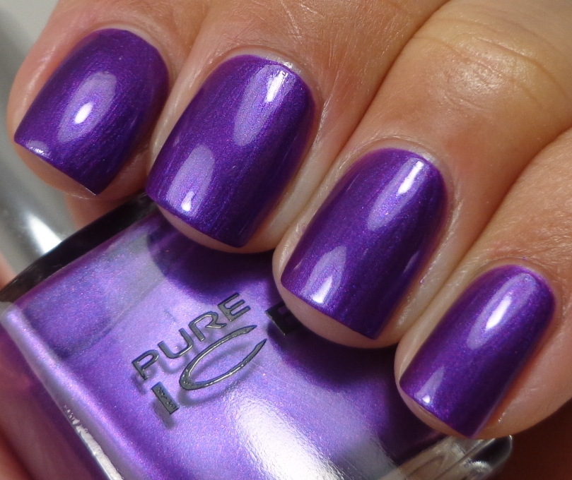 Pure Ice No Means No 1 - Of Life and Lacquer