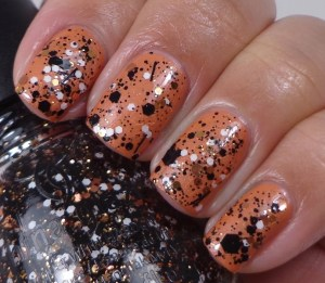 China Glaze Boo-gie Down 1