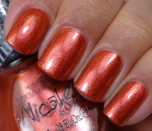 Nicole by OPI Who Red My Journal 1