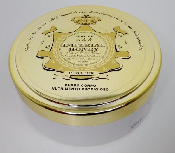 Perlier Imperial Honey Body Butter 1