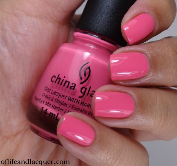 China Glaze Peonies & Park Ave 2a