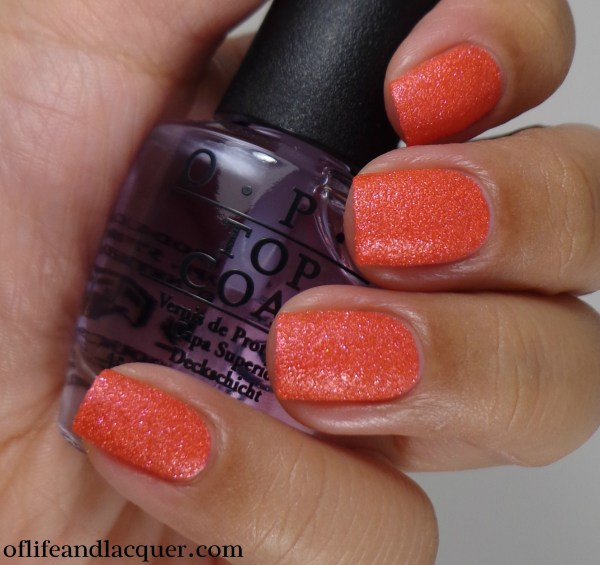 OPI I'm Brazil Nuts Over You 2a