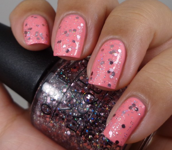 OPI You Pink Too Much 1