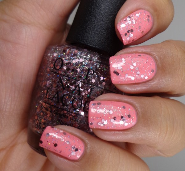 OPI You Pink Too Much 2