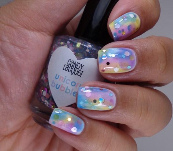 Candy Lacquer Unicorn Bubbles 2