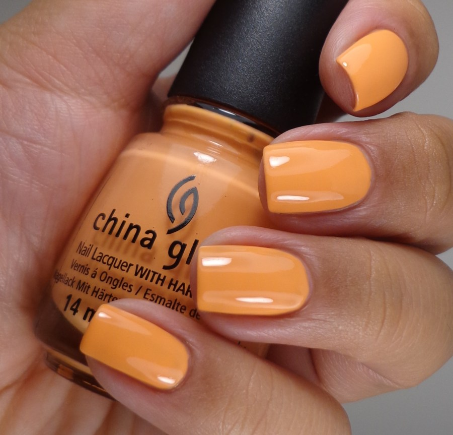 China Glaze When In Doubt, Surf It Out 2