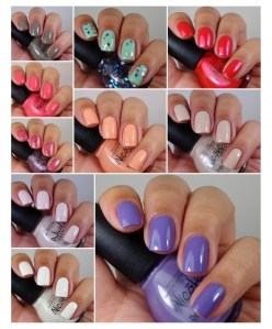 Nicole by OPI New Core Colors For 2014 – Part 2