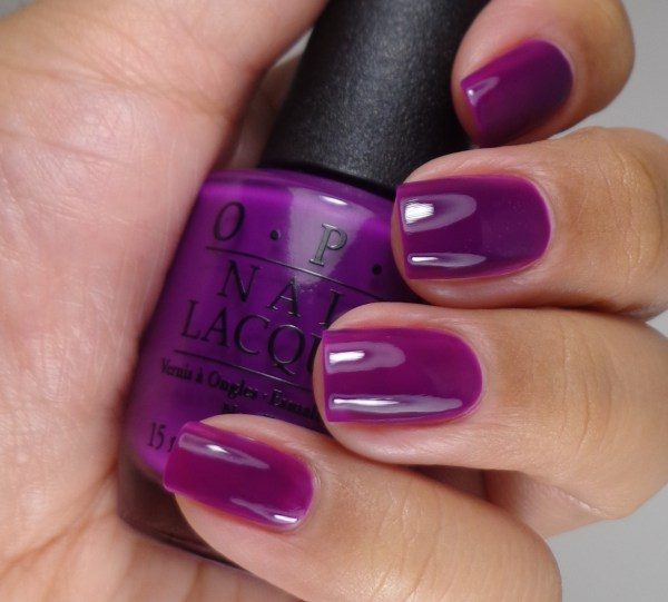 OPI Push 7 Pur-pull 2