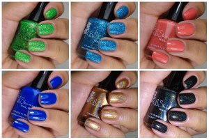 KBShimmer Summer 2014 Collection