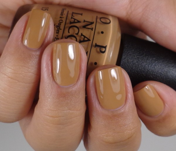 OPI Going My Way Or Norway 2