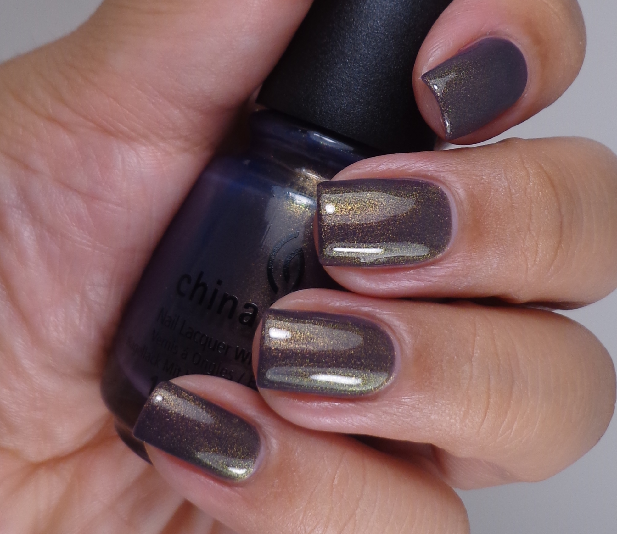 China Glaze Cho-Cho Choose You 2