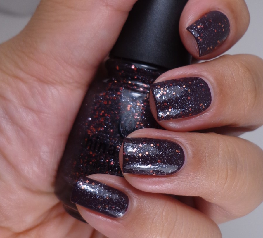 China Glaze Loco-motive 2 over What Are You A-freight Of