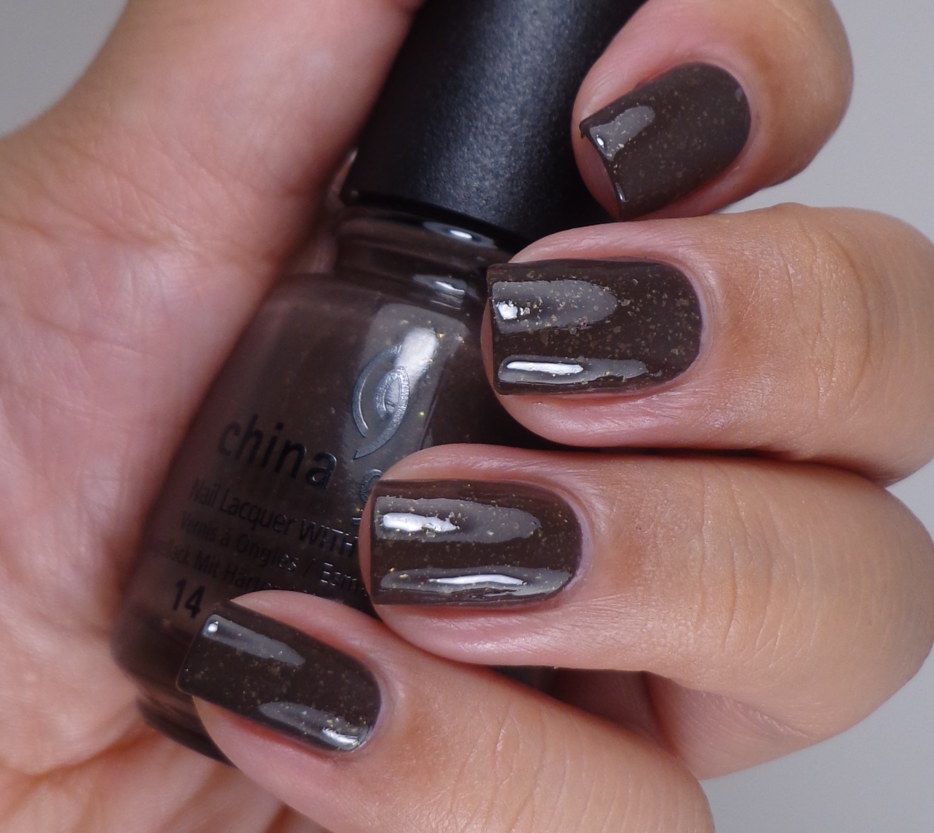 China Glaze Lug You Designer Baggage 2