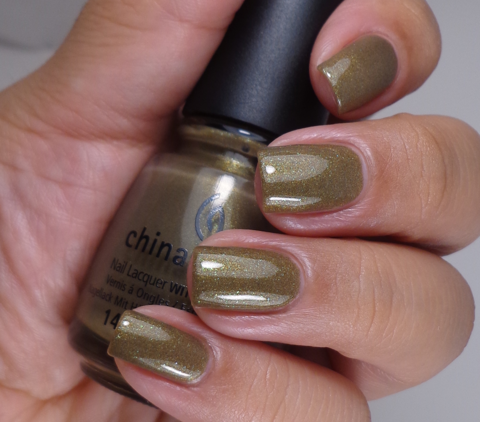 China Glaze Mind The Gap 2
