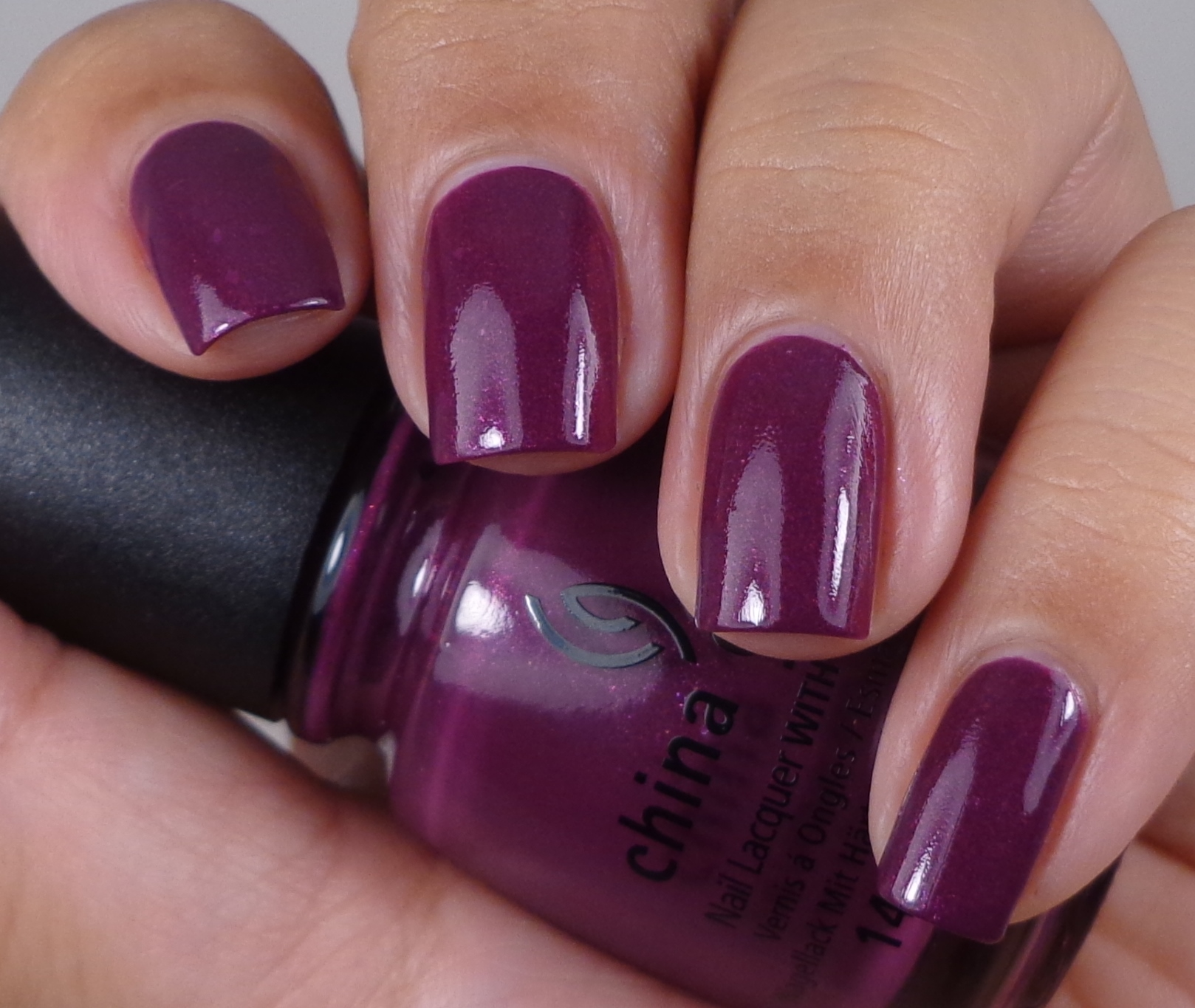 China Glaze Nice Caboose 1