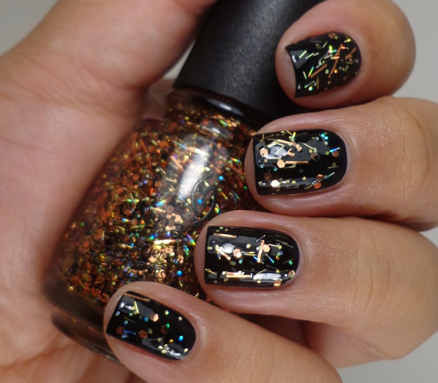 China Glaze Rest In Pieces 1
