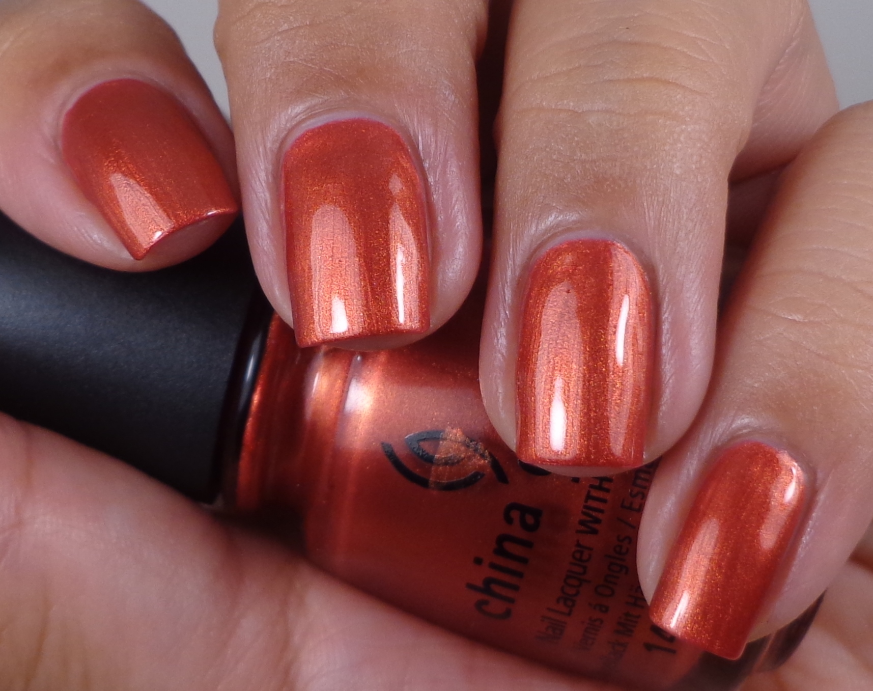 China Glaze Stop That Train! 1