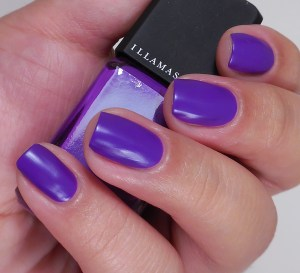 The Lacquer Ring – Purple