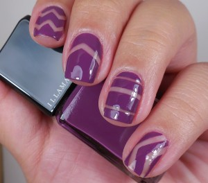 The Lacquer Ring – Negative Space