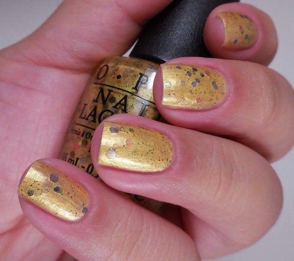 OPI Pineapples Have Peelings Too! 2