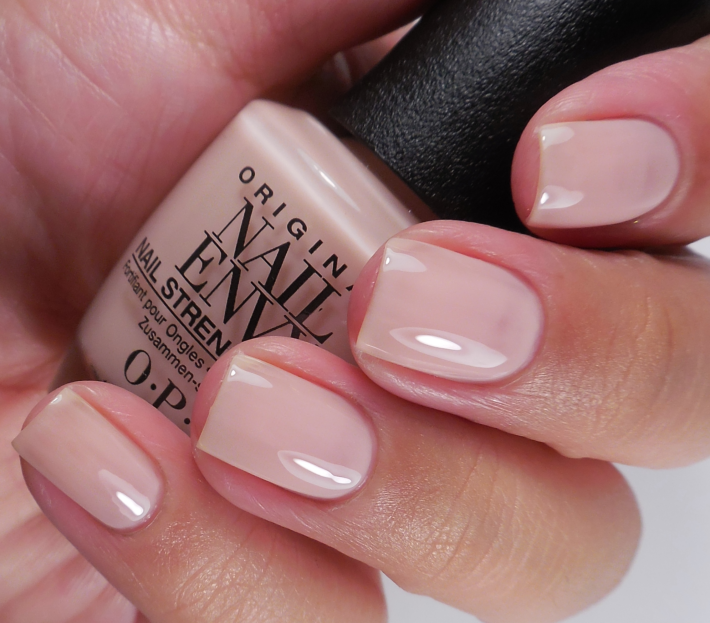 OPI Nail Envy Strength In Color - Giveaway - Of Life and Lacquer