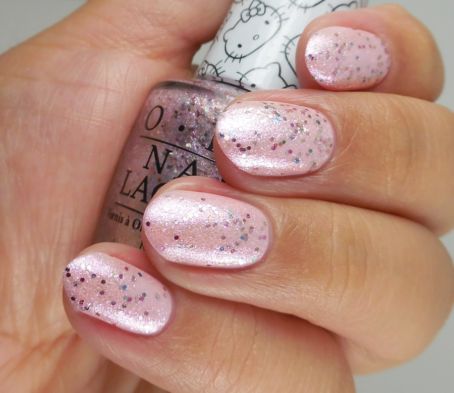 OPI Hello Kitty Collection Charmy & Sugar 2