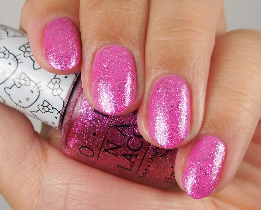OPI Hello Kitty Collection Starry-eyed For Dear Daniel 1