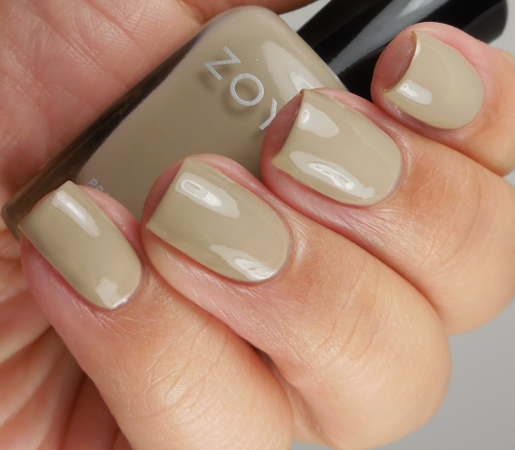 Zoya Whispers Collection Misty 2