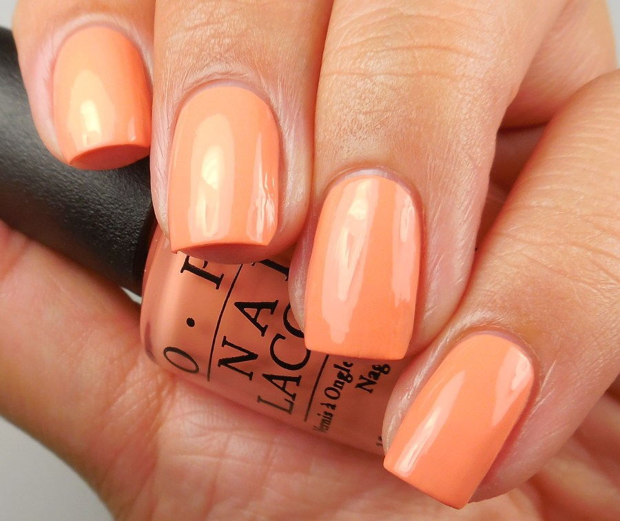 OPI New Orleans Collection Crawfishin' For A Compliment 1