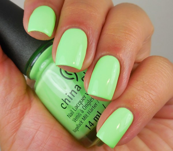China Glaze Lime After Lime 1
