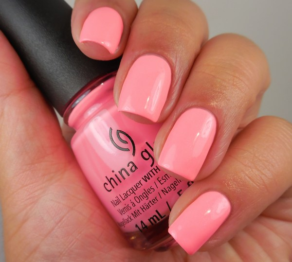 China Glaze Lip Smackin' Good 1