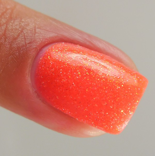 China Glaze Papa Don't Peach 3