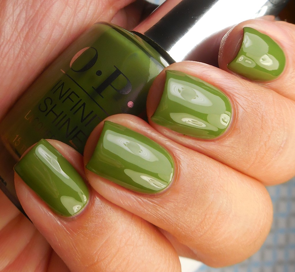 OPI Olive for Green 2