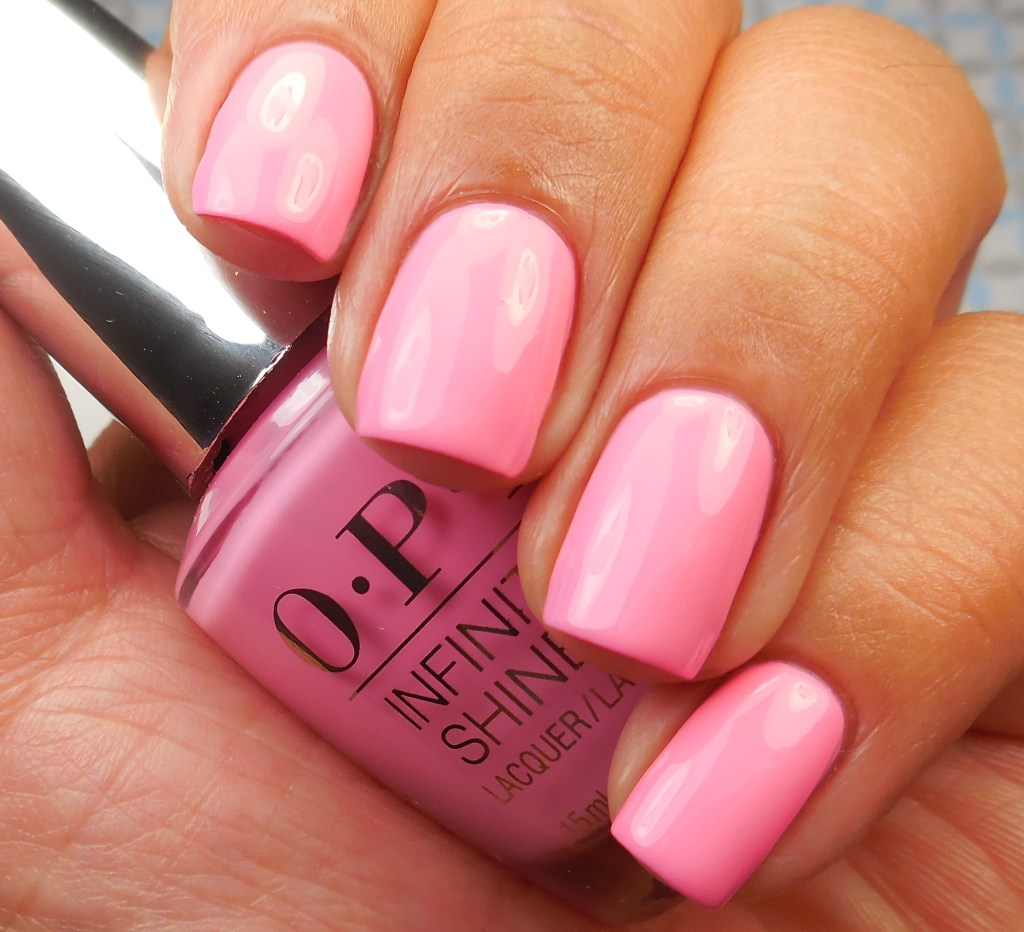 OPI Rose Against Time 1