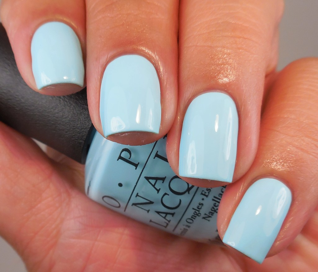 OPI Sailing & Nailing 1