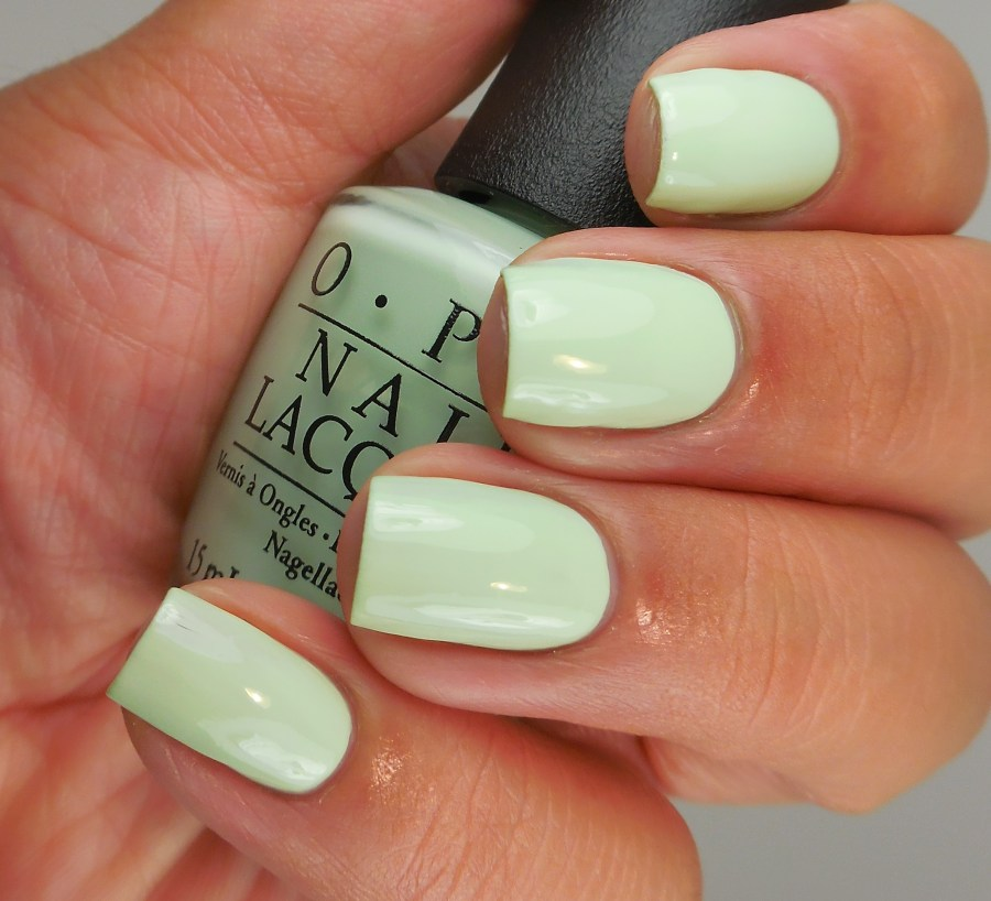 OPI This Cost Me A Mint 2