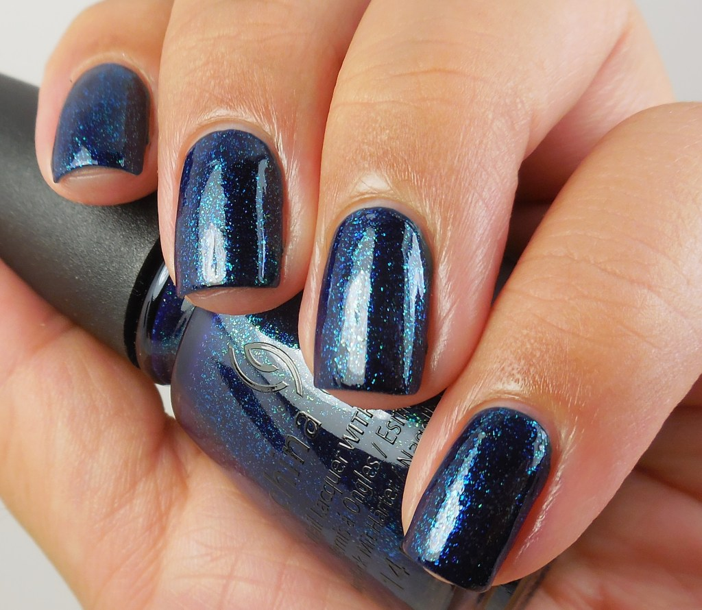 China Glaze Blue-Ya! 1