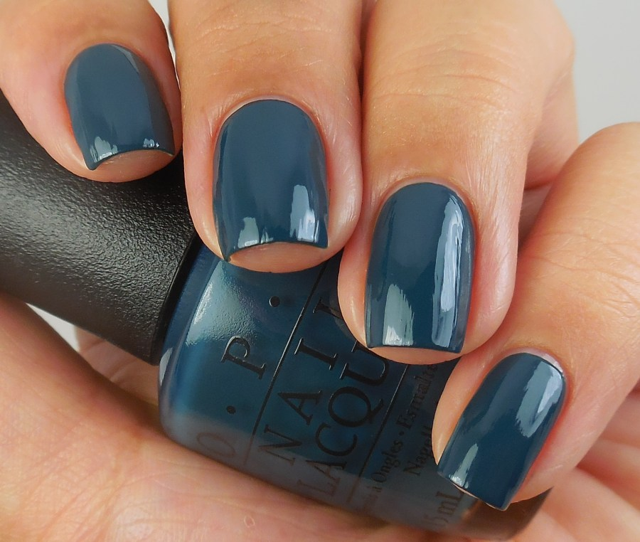 OPI CIA = Color Is Awesome 1