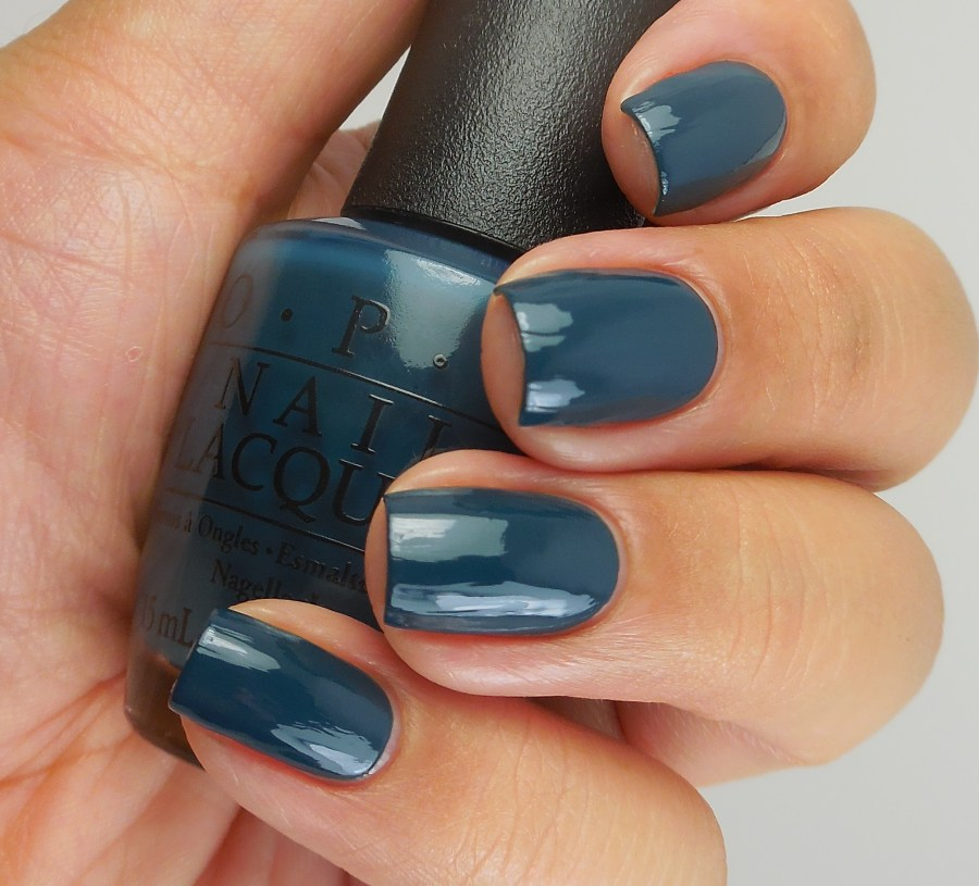 OPI CIA = Color Is Awesome 2