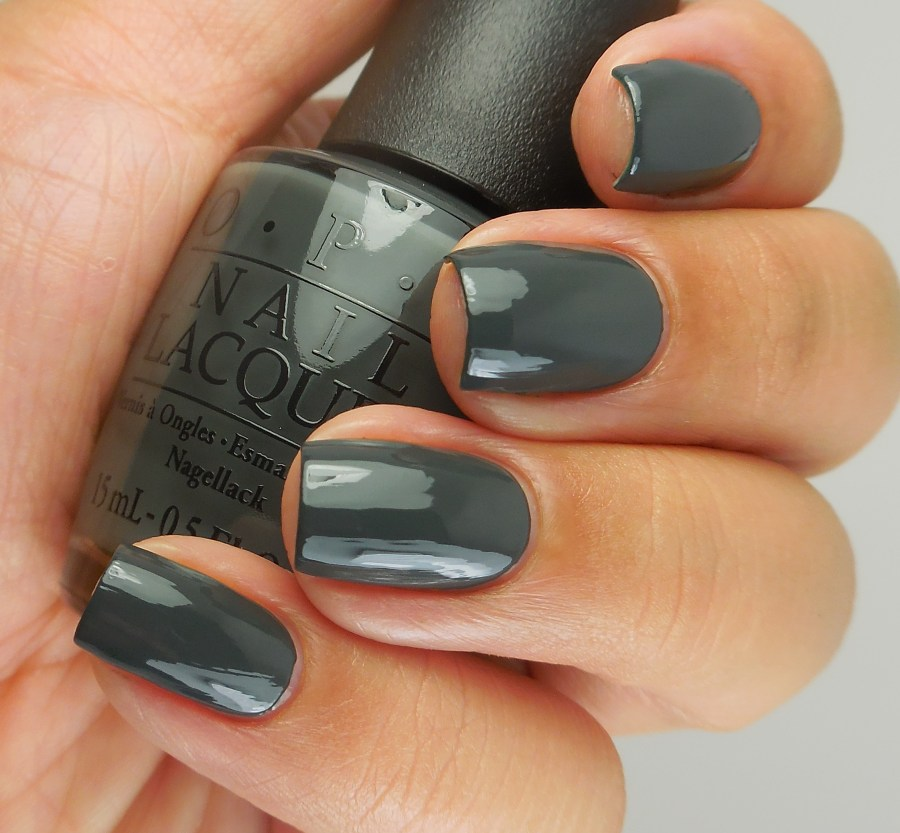 OPI Liv In The Gray 2